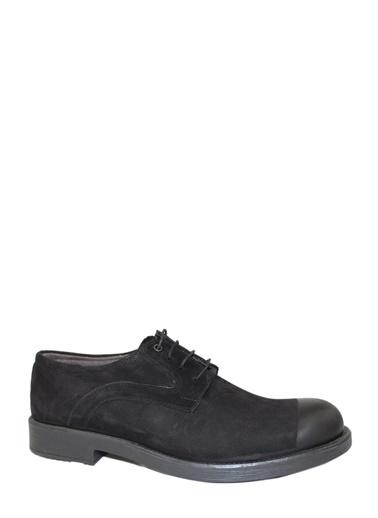 Derigo Derigo 8162 Süet Erkek Klasik Ayakkabı Siyah